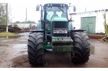John Deere 7530 2010 в Ровно