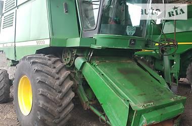 Комбайн зерноуборочный John Deere 9500 1997 в Первомайске