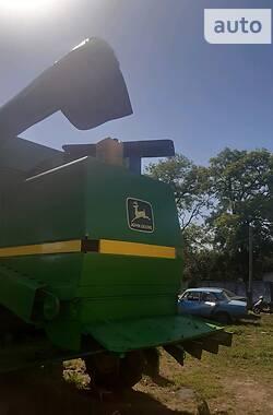 Комбайн John Deere 9500 1995 в Верхньодніпровську