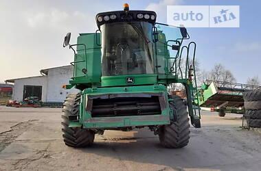 Комбайн зерноуборочный John Deere 9660 2006 в Ровно