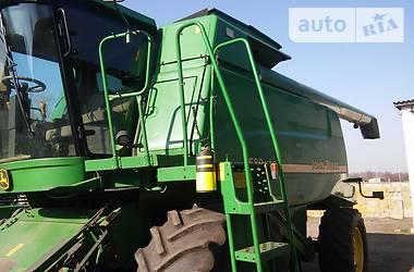 John Deere 9680 2004 в Донецке