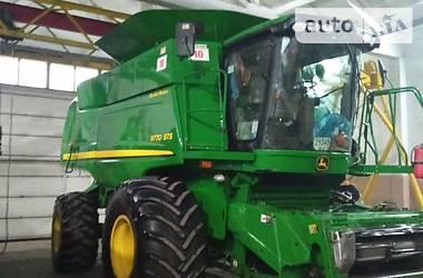 John Deere 9770 STS 2010 в Ізяславі