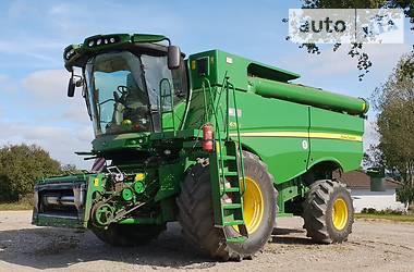 Комбайн зерноуборочный John Deere S 670 2012 в Киеве
