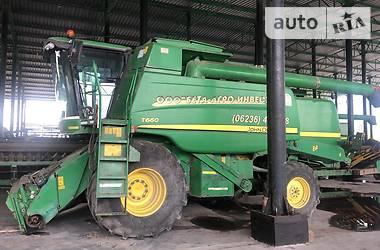 Комбайн зерноуборочный John Deere T 660 2010 в Дружковке