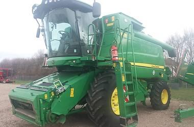 John Deere W 660 2012 в Ровно