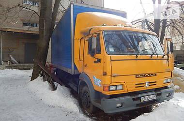 КамАЗ 4308 2008 в Лисичанске
