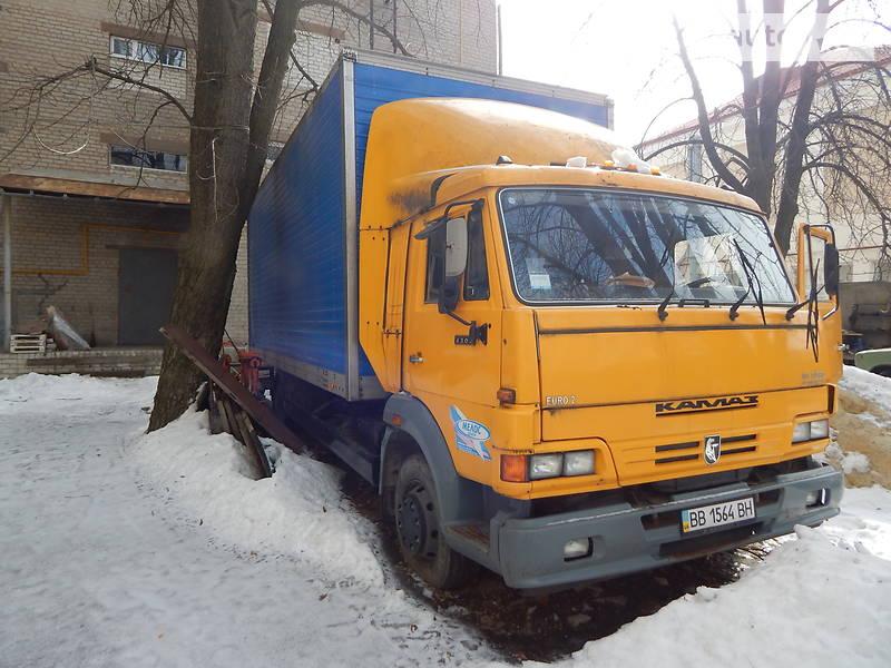 КамАЗ 4308  y2