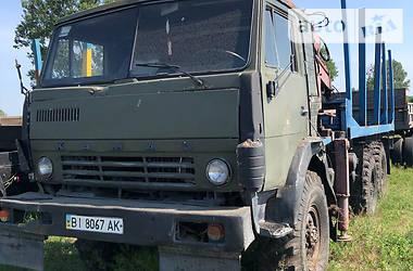 КамАЗ 43101 1992 в Маневичах