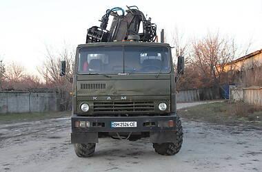 КамАЗ 43101 1989 в Ахтырке