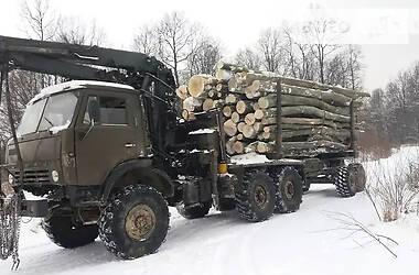 КамАЗ 4310 1988 в Болехове