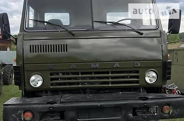 Шасси КамАЗ 4310 1990 в Рахове