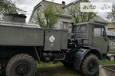Другая спецтехника КамАЗ 4310 1991 в Ивано-Франковске