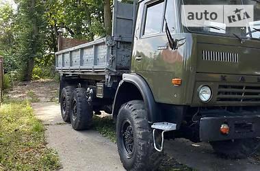 Самоскид КамАЗ 4310 1991 в Тернополі