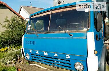 КамАЗ 5230 1985 в Стрые