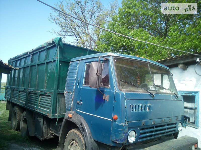 Бортовой КамАЗ 5230 1992 в Каховке