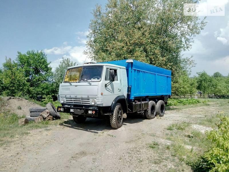 КамАЗ 53202 1988 в Ужгороде