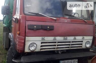 КамАЗ 53202 1987 в Барановке