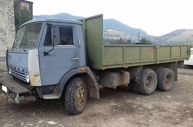 КамАЗ 5320 1989 в Межгорье