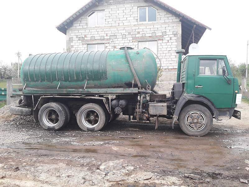 КамАЗ 5320 1991 в Ужгороде