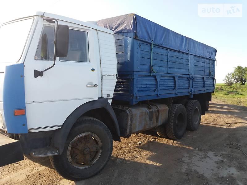 КамАЗ 5320 1989 в Николаеве