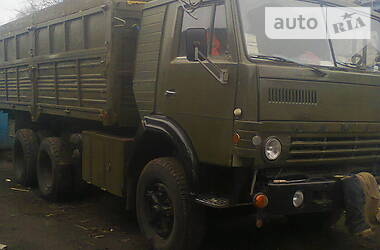 Бортовой КамАЗ 5320 1991 в Черкассах