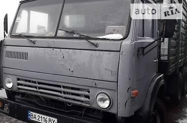 КамАЗ 5320 1989 в Кропивницком