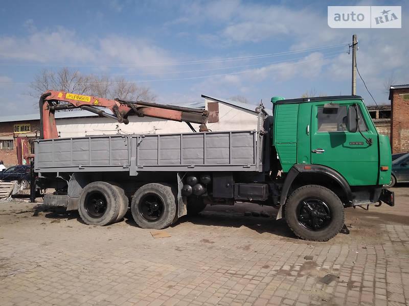 КамАЗ 5320 1988 в Бориславе