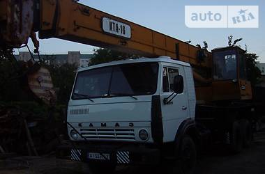КамАЗ 53212 1991 в Николаеве