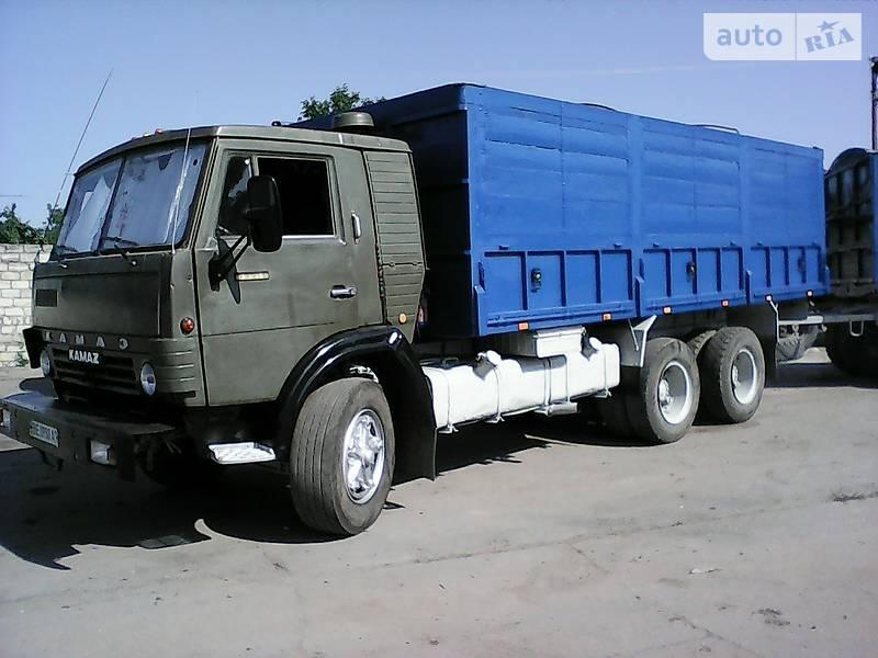 КамАЗ 53212 1992 в Новой Одессе