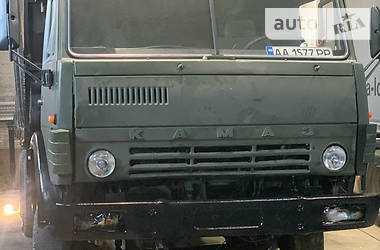 КамАЗ 53212 1990 в Нововолынске