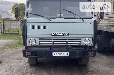 Бортовой КамАЗ 53212 1989 в Белой Церкви