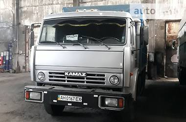 Бортовий КамАЗ 53212 1992 в Мирнограді
