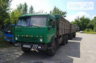 Зерновоз КамАЗ 53213 1990 в Кагарлыке