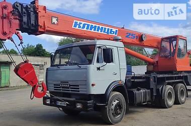 Автокран КамАЗ 53215 2013 в Львове