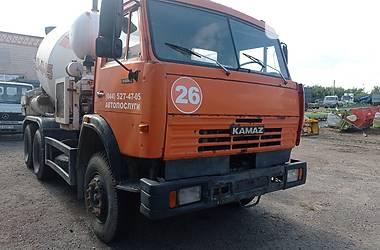 Бетономішалка (Міксер) КамАЗ 53229 2007 в Умані