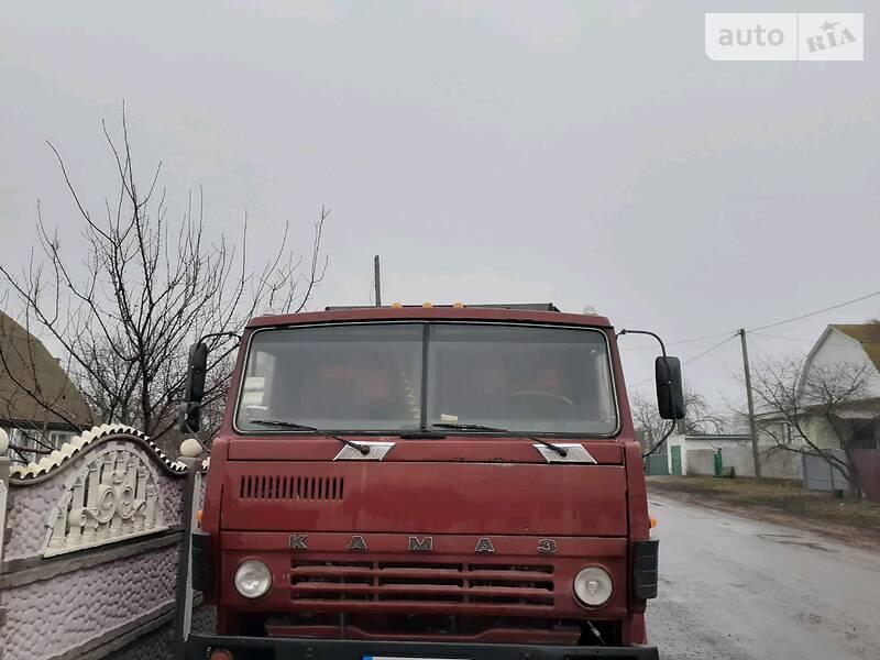 КамАЗ 5410 1992 в Прилуках