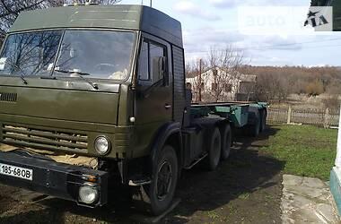 КамАЗ 54112 1980 в Саврани