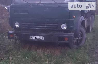 КамАЗ 55102 1991 в Ружине