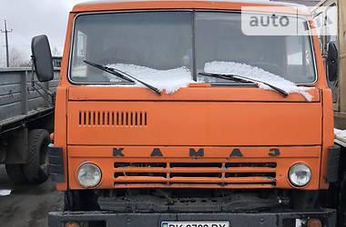 КамАЗ 55111 1990 в Владимирце