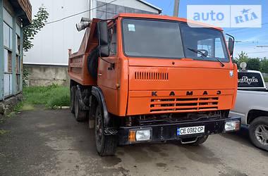 Самосвал КамАЗ 55111 1991 в Черновцах