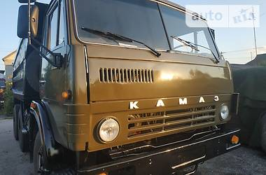 Самоскид КамАЗ 55111 1990 в Броварах