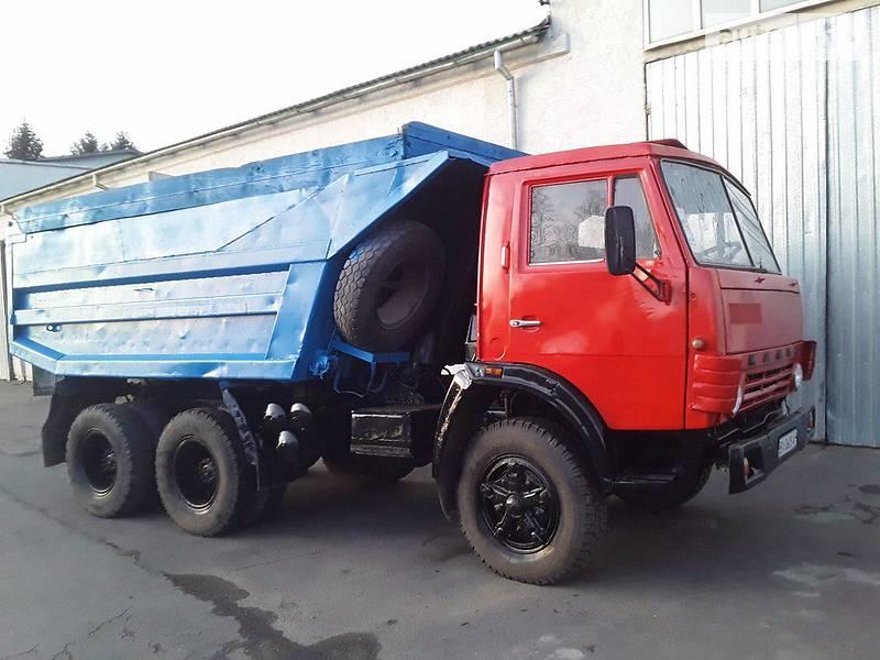 КамАЗ 5511 1988 в Красилове