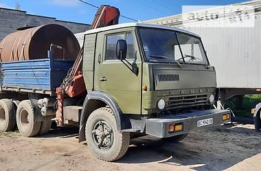 КамАЗ 5511 1990 в Самборе