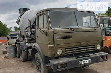 Бетономешалка (Миксер) КамАЗ 5511 1990 в Николаеве