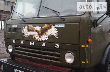 Самосвал КамАЗ 5511 1991 в Софиевке