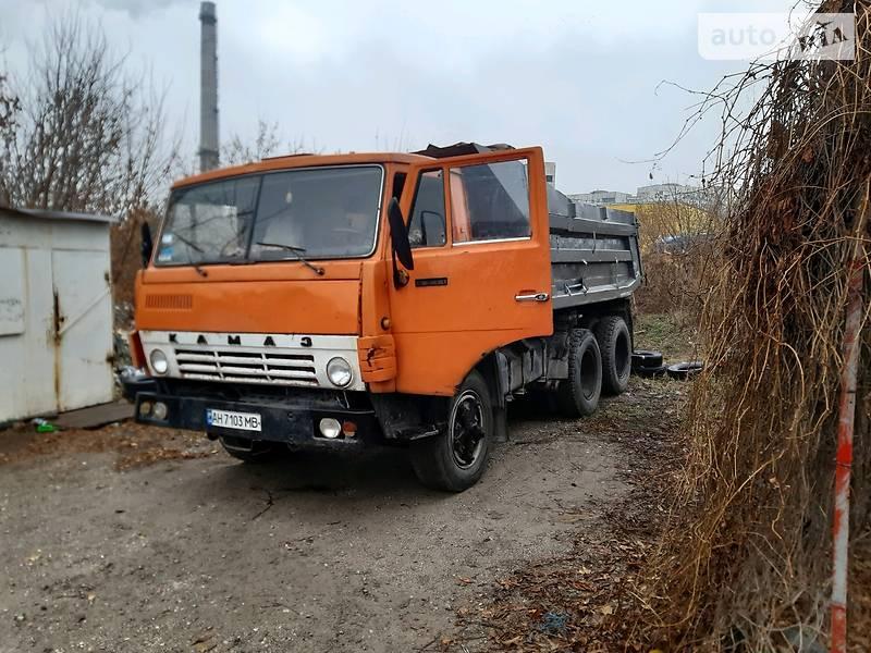 Самосвал КамАЗ 5511 1987 в Мариуполе