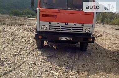 Самосвал КамАЗ 5511 1987 в Хусте