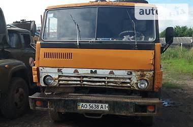 Самосвал КамАЗ 5511 1988 в Мукачево