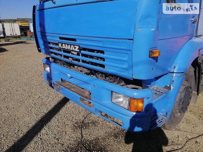 КамАЗ 65115 2009 в Ивано-Франковске