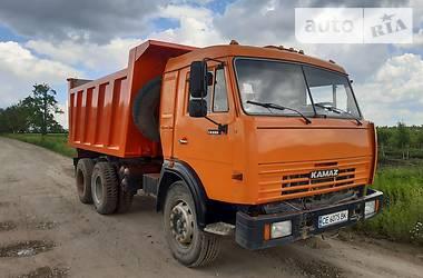 Самосвал КамАЗ 65115 2004 в Черновцах